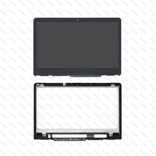 LCD Touch Screen Assembly+Bezel For HP Pavilion x360 14-BA 14M-BA 14-BA038TX 14-BA004LA 14-BA101TX 14-BA102TX цена и фото