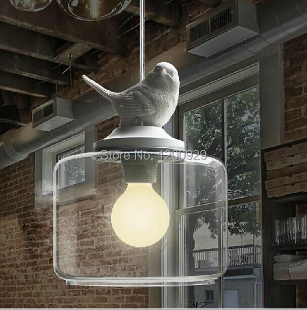 Dynamic G80 Bulb Led Pendant Lights Lamps American Vintage Child Real Brief Fashion Stair Single Pendant Lights Pendant Lamps Pll-600 Elegant In Style Lights & Lighting