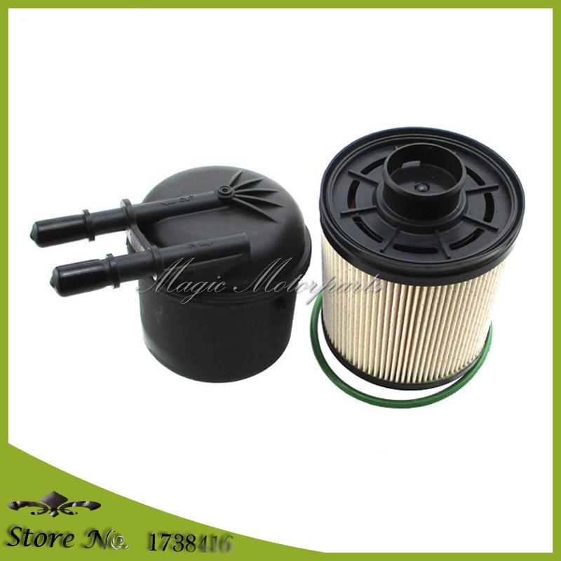 fuel filter fd4615 for 2011 2013 ford 6 7l v8 diesel f250. Black Bedroom Furniture Sets. Home Design Ideas