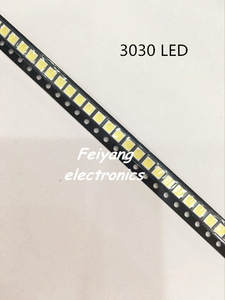 Led-Diode Led-1.8w Led-Backlight 3030 Cool Lextar Smd PT30W45 White V1 150-187LM 50pcs