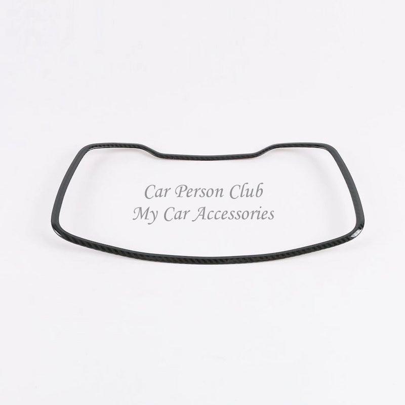 Pour Toyota Corolla 2019 Console centrale tableau de bord tachymètre cadre couverture garnitures intérieures en acier inoxydable accessoires de moulage de voiture
