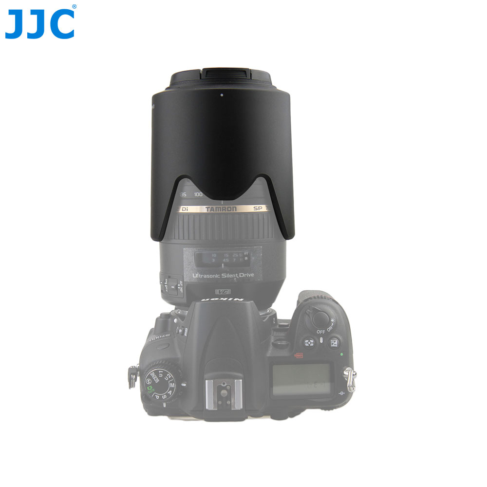 JJC Camera Lens Hood For Tamron Sp 70 - Infrastructure F / 4 - 5.6 Of Vc Usd/Nikon/Canon/Sony Replaces Ha005