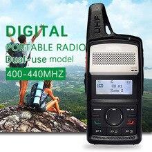 walkie talkie 400-440MHz TD360 protable radio TD36X TD-360 PD365 DMR transmitter Two way radio