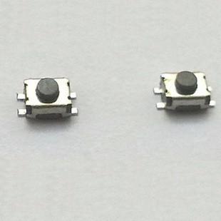 1000 sztuk taśma i kołowrotek miniaturowe pionowy 3X4X2 takt przełącznik 4 pin ponownie przepływu lutowania siła działania 250GF tanie i dobre opinie PRZEŁĄCZNIKI PRZEŁĄCZNIK WCISKANY 3x4x2 SMT ROHS 10 Year 4 Pin SMT Z tworzywa sztucznego