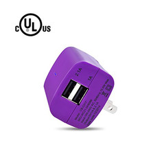 USB Charger Dual Wall Adapter 2 ports 2.1A US Plug Quick Charger for Apple iphone 7 6 5 Samsuang S8 Galaxy s7 HuaWei P9 Xiaomi5