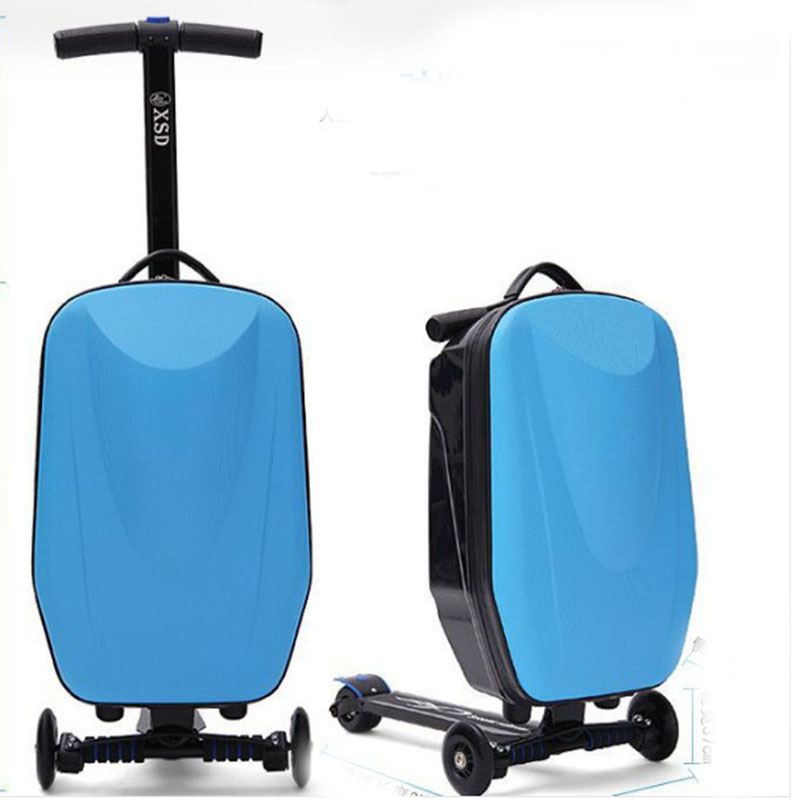 Popular Scooter Luggage-Buy Cheap Scooter Luggage lots from China ...