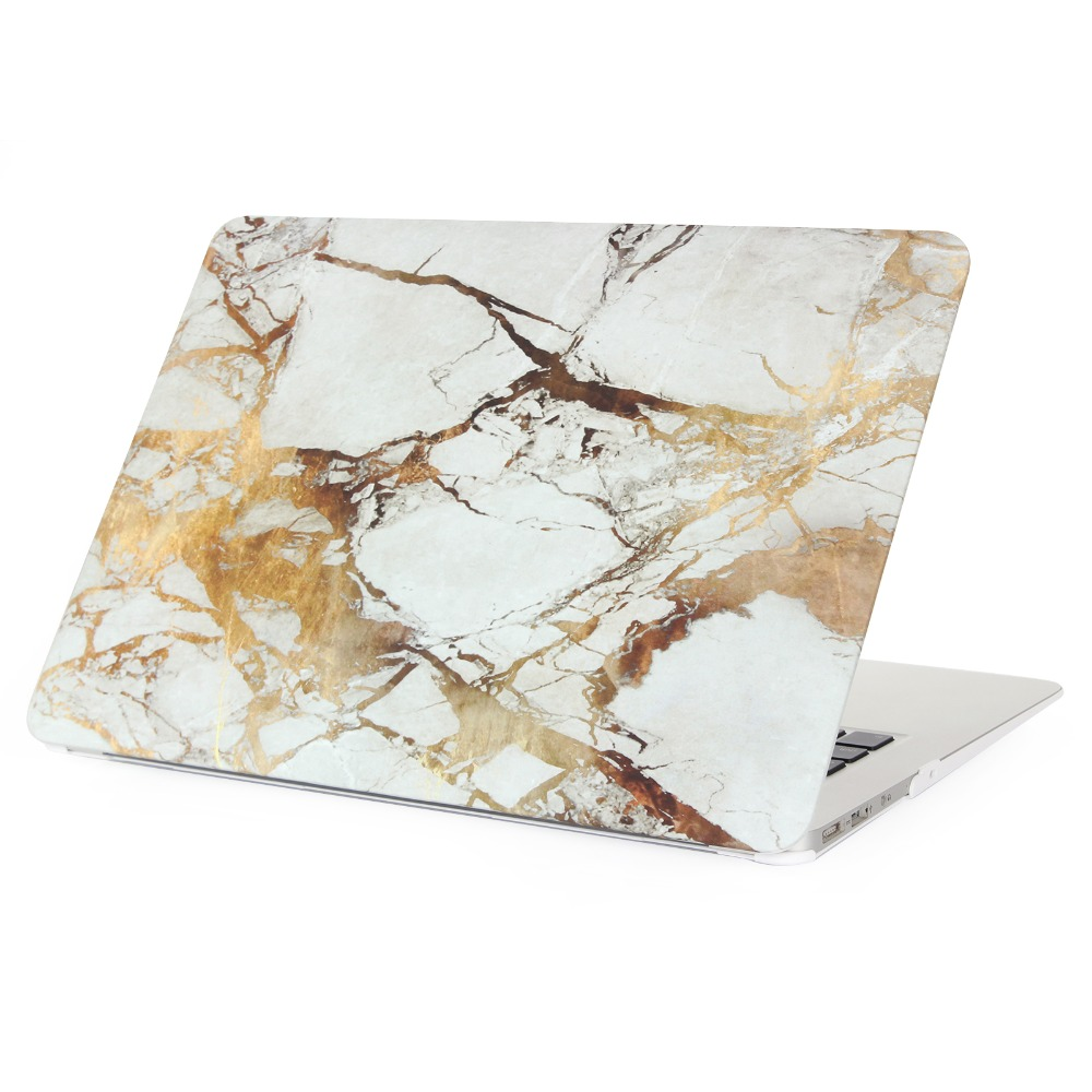 EGYAL Marble Matte Hard Case for MacBook 36