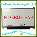 13.3 inch lcd matrix N133BGE-EAB HB133WX1-402 B133XTN01.3 M133NWN1 R3 30pin up+down Screw Holes LCD Laptop LED Display Screen