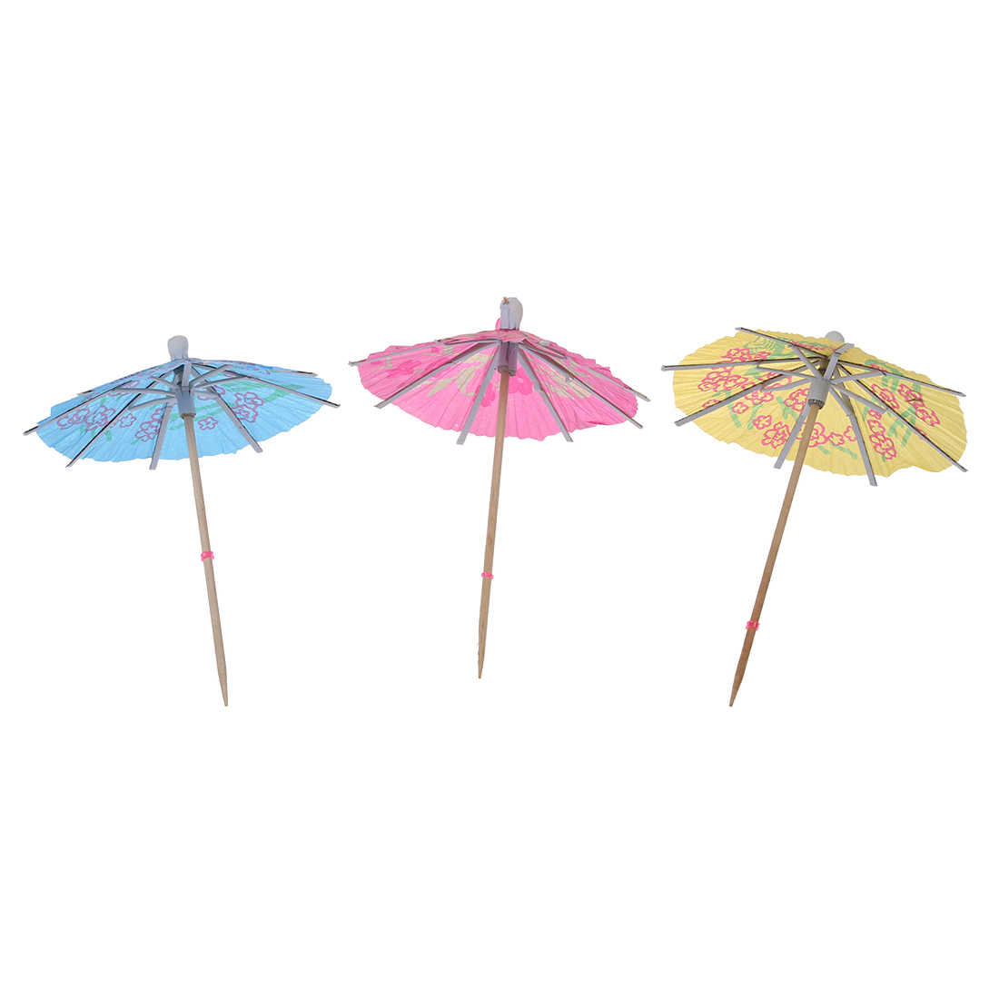 Best Price 144 Paper Tropical Hawaiian Cocktail Drink Parasol Umbrella Tools