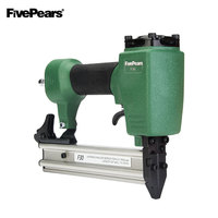 FIVEPEARS Air Nailer Gun Pneumatic nail gun Straight Nail Gun Stapler Furniture Wire Stapler F30