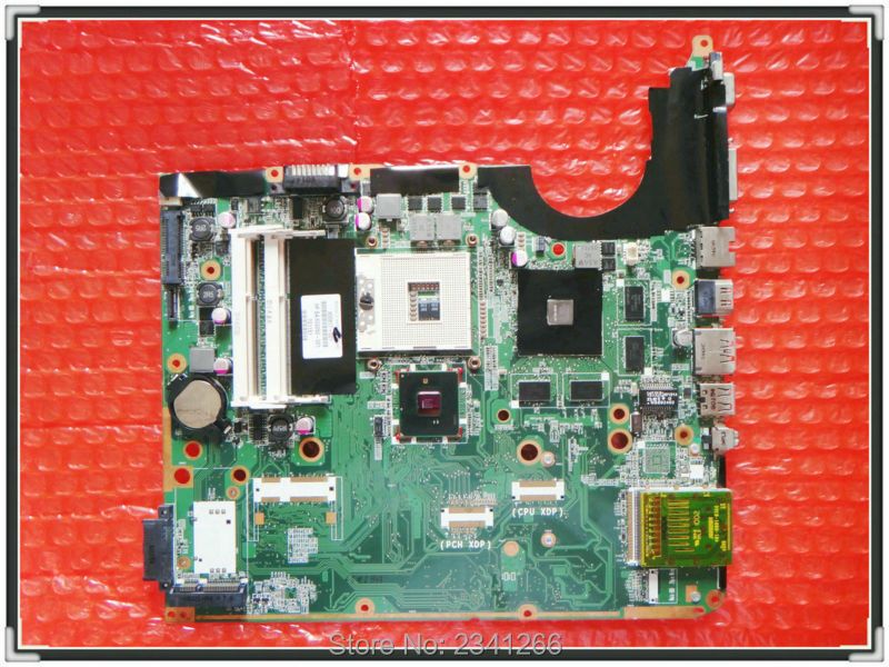 600817-001 for HP DV6 Laptop Motherboard PM55 Non-integrated DA0UP6MB6F0 VGA DDR3 100% Tested working