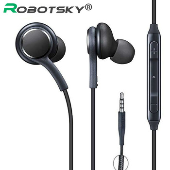 IG955 3.5mm In-ear Earphone Super Bass Sport Headset Earpieces with Microphone for Samsung Galaxy S8 S9 s10 Xiaomi Huawei P30
