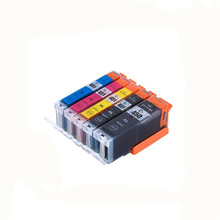 PGI450 For Canon Ink Cartridges Printer PGI-450 CLI-451 Full With Pixma IP8740 IP7240 MG5540 IX6840 IX6540