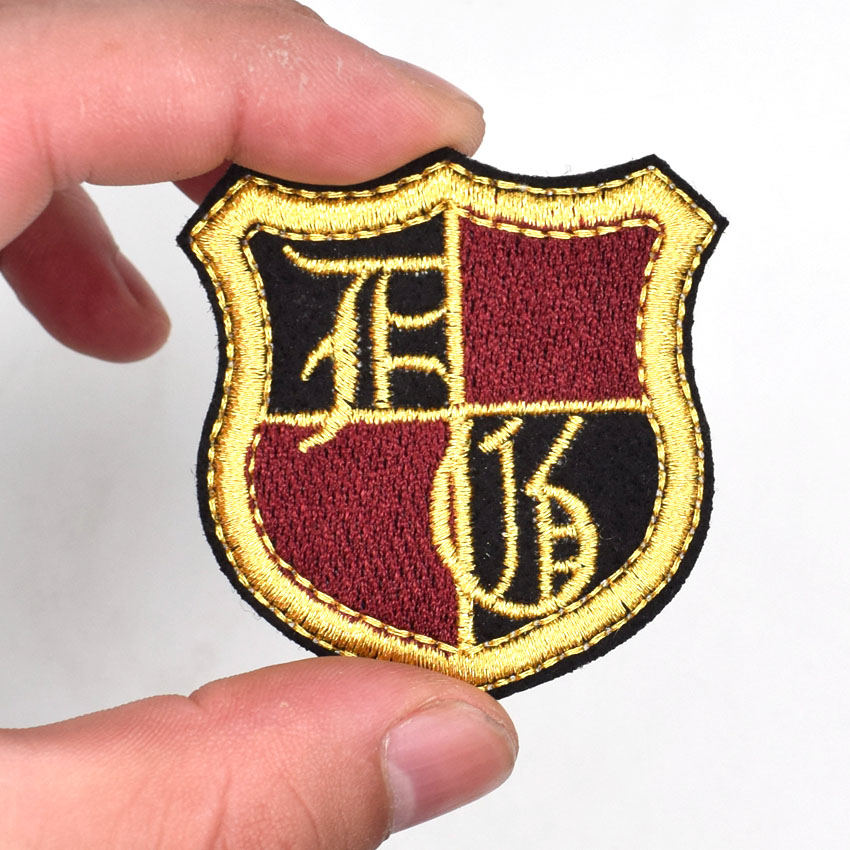 """Harry Potter Embroidered Magical Congress Of USA Patch Applique 3.5/"""" Quality"""
