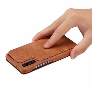 Image 2 - Flip Case For Hawei P20 P30 P40 Pro Lite Nova 3e 4e 6se 7i Capa Fundas Etui Luxury Leather Phone Cover shell Coque carcasas