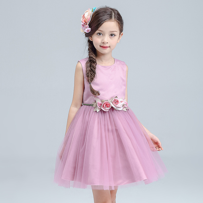 Perfect Kid Wedding Dress Crest - Womens Dresses & Gowns Collections ...