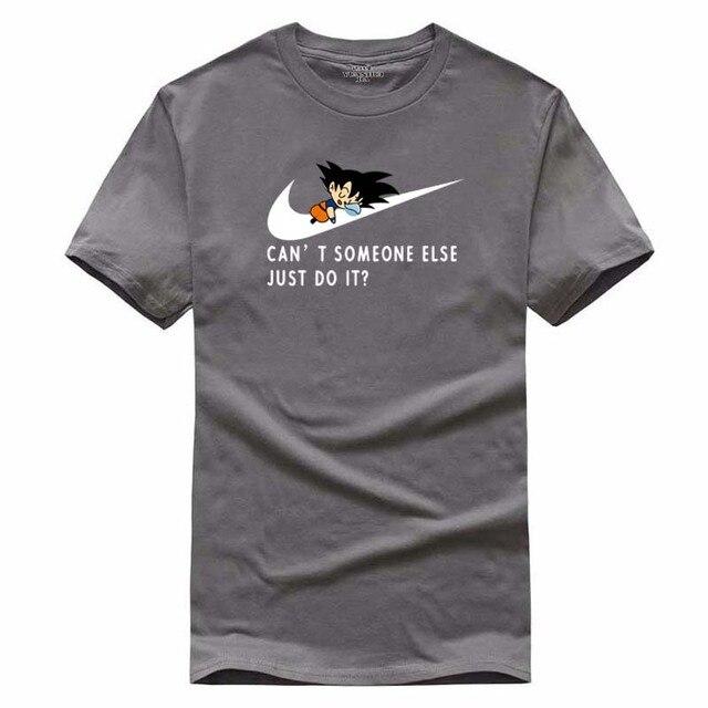 Мода аниме футболка Dragon Ball Z комиксов футболка Young символов футболка Стиль Прохладный печатных Unisex Tee