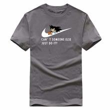 Fashion Anime T Shirt Dragon Ball Z Comics T-shirt Young Characters Tshirt Style Cool Printed Unisex Tee