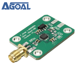 Image 3 - 1 8000MHz AD8318 RF Logarithmic Detector 70dB RSSI Measurement Power Meter