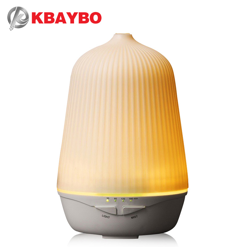 все цены на Ultrasonic Air Aroma Humidifier With Night Light Aromatherapy Essential Oil Diffuser Cold Mist and 4 Timing онлайн