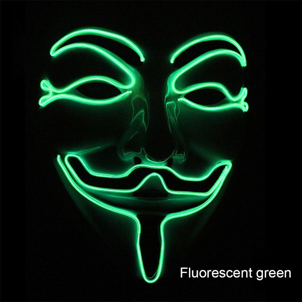 Halloween Anonymous mask