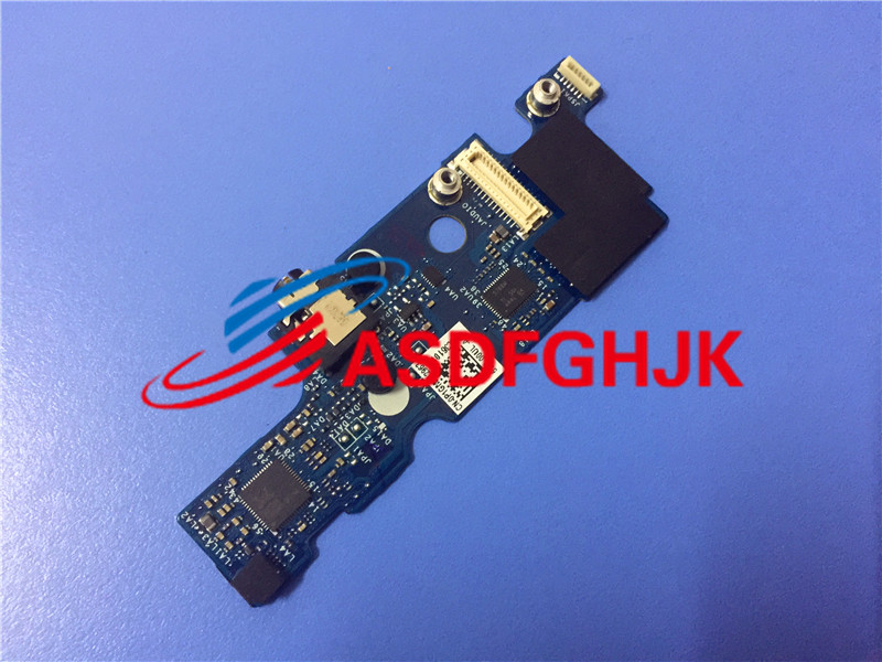 ФОТО Original FOR DELL XPS 15 5510 9550 audio IO board 0P1GM9 CN-0P1GM9 P1GM9  100% Test ok