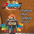 New Party Game,Running Man Jumping Pirate,Pirate Barrel,Parent-child interaction,family,24 Swords, Big Size,Pirate Lucky Game