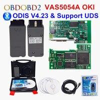 VAS5054A OKI Full Chip Car Diagnostic Tool Scanner VAS 5054A ODIS V4 3 3 Bluetooth USB