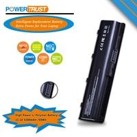 PowerTrust 10.8V 5200mAh DM4 Laptop Battery for HP Pavilion DV3 Dv6 3000 DV5 CQ43 CQ32 CQ42 CQ62 CQ72 G42 G32 G62 G56 G72