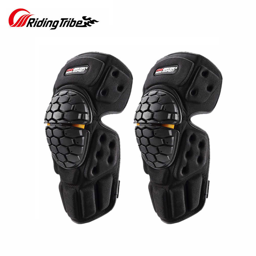 PRO-BIKER New Motocross Knee Protector Brace Protection Elbow Pad Kneepad Motorcycle Sports Cycling Guard Protector Gear