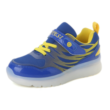 Children Sport Shoes with USB Charging