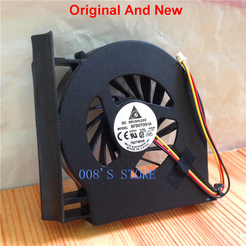 Original CPU Cooling FAN for HP Presario G71 CQ71 CQ71-100 CQ61 G61 G61-100