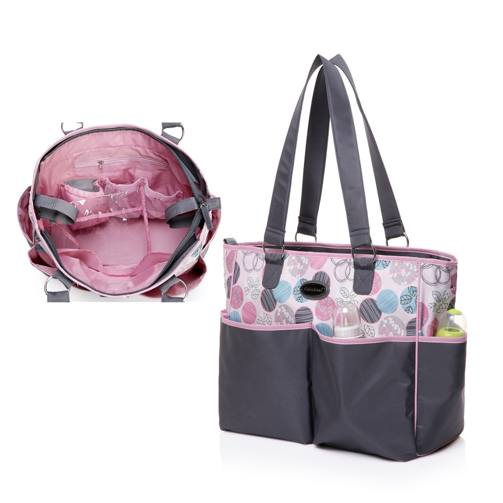 Colorland Baby Travel Mummy Maternity changing Nappy Diaper Bag Organizer for stroller Mother Handbags for Moms Baby Bags 2017 new baby diaper bag for mom fashion mother maternity bag nappy bags sets mummy baby bag 3 colors