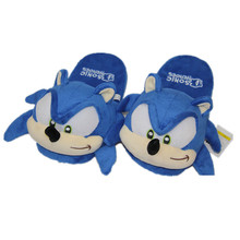Sonic the Hedgehog Women Men Cartoon Plush Home Slippers Fashion Winter House Indoor Shoes Soft Toys Dolls