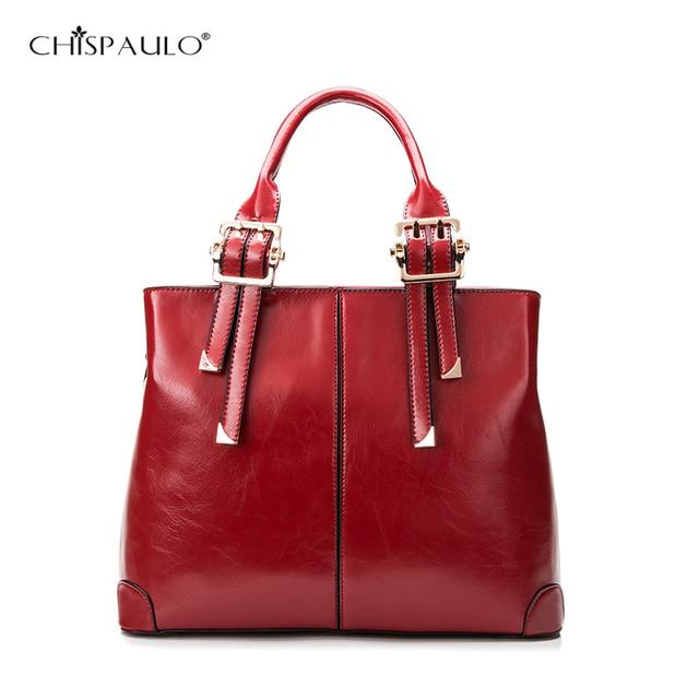 Luxury Handbags Women Bags Designer Pu Material Red Wine Colour Messenger Bag