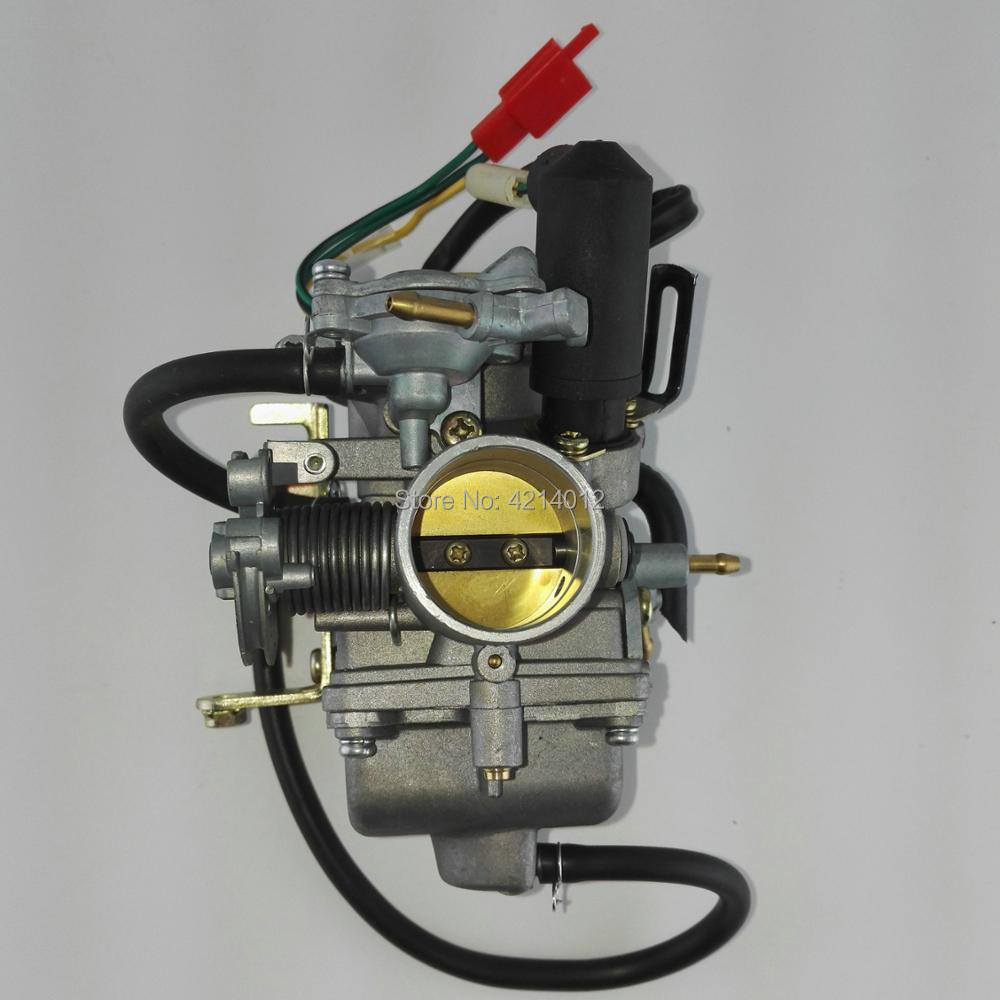 Image 5 - 30mm Carburetor PD30J for 250cc water cooling Scooter ATV QUAD 172MM CF250 CH250 CN250 HELIX Qlink Commuter 250 Roketa MC54 250B-in Carburetor from Automobiles & Motorcycles