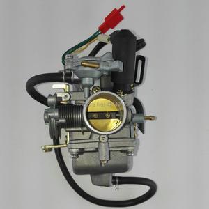 Image 5 - 30mm Carburetor PD30J for 250cc water cooling Scooter ATV QUAD 172MM CF250 CH250 CN250 HELIX Qlink Commuter 250 Roketa MC54 250B
