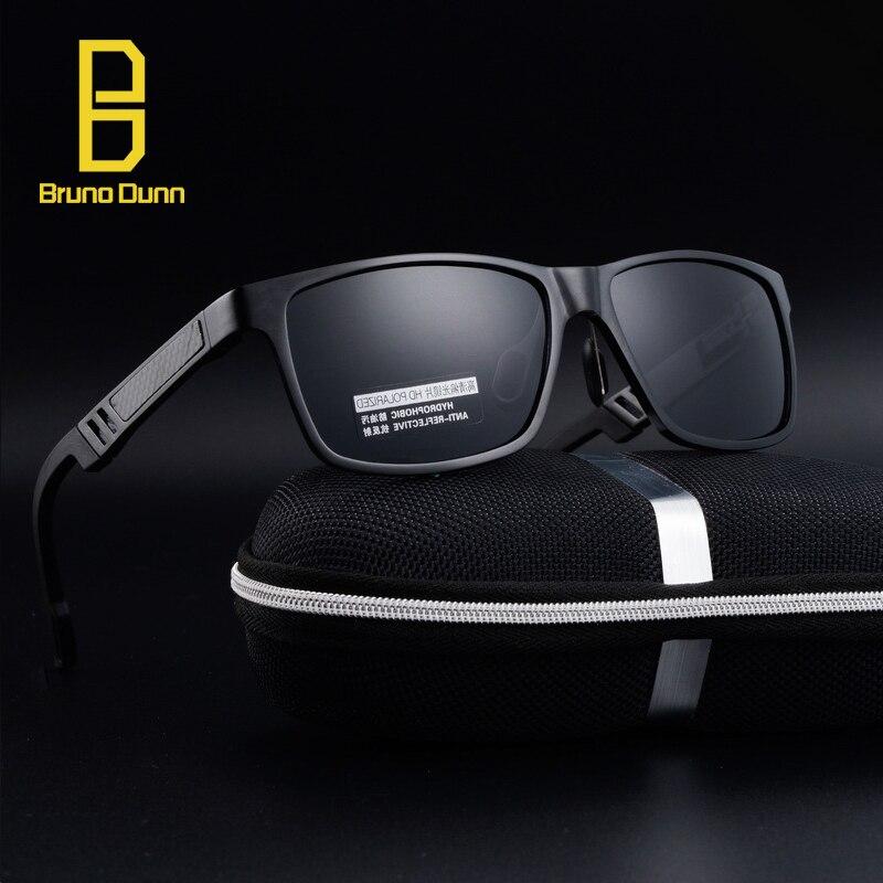 baa9362063 Bruno Dunn gafas de sol para hombres, gafas de diseño de marca de sol gafas  zonnebril mannen lunette de soleil homme oculos de sol masculino ray