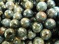 Freeshipping (38 contas/set/57) Um +++ Pietersite naturais 9.5-10.5mm rodada pérolas incríveis projeto de pedra para fazer jóias