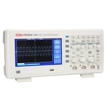 UNI-T UTD2202CM Digital Storage Oscilloscopes 2CH 200MHZ Bandwidth 1GS/s Sample Rate осциллограф dhl hantek mso5102d 100 1gs s 16 2