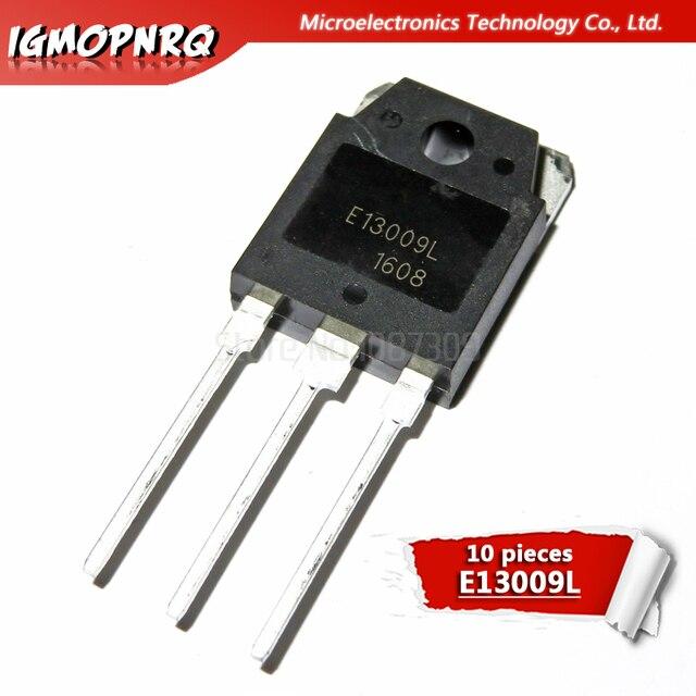 10 قطعة الترانزستور KSE13009L E13009L 13009 إلى 247 12A / 700V NPN جديد الأصلي