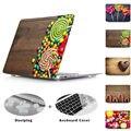 Для Apple Macbook Pro 13 15 Retina 3D Красочные Конфеты Жесткие Печатные Чехол Для Macbook Air13 11 Retina Новый 12 дюймов Случай Компьтер-книжки