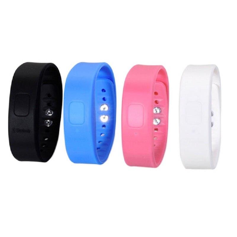 imágenes para Gosear Inteligente Pulsera Bluetooth Vibrando Pulseras Alerta Zumbido de Alarma De Llamada Para El Teléfono Celular de Bluetooth a habilitar