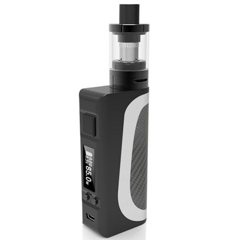 85W Safe Electronic Cigarette Vape Mod font b Box b font lcd Shisha Pen E Cig
