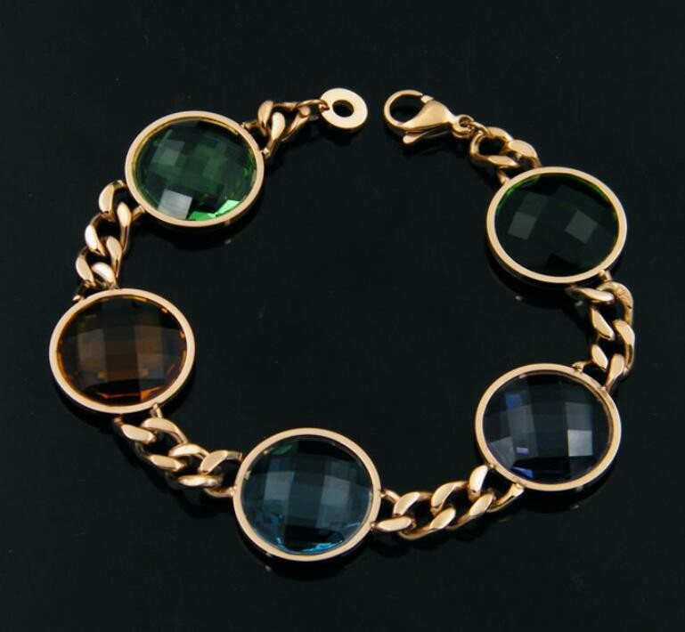HTB1YbwELpXXXXaWXFXXq6xXFXXXN - Multicolor Women Bracelet