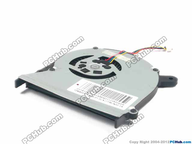 Emacro For UDQFRYH88DAS Server Laptop Fan DC5V 0.27A 4-wire emacro udqfrjp05dcm dc28000akp0 server square fan dc5v 0 18a 4 wire