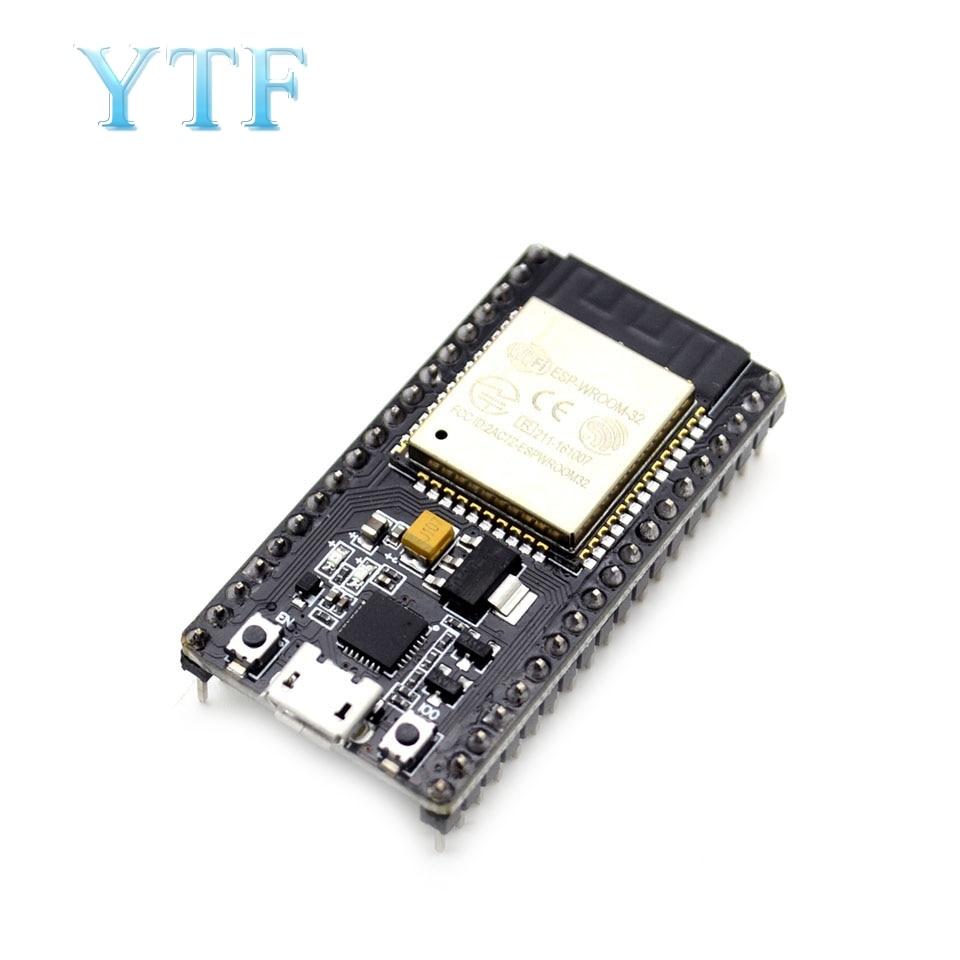 ESP32 Development Board ESP-32 ESP-32S WiFi Bluetooth Dual Cores CPU MCU Board IOT For LuaNode For NodeMcu