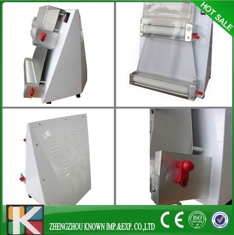Semi Automatic Large Production Ability Pizzeria Using Pizza Dough Press Machine цена и фото