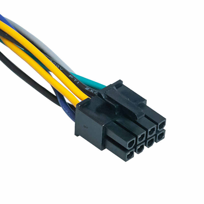 24 Pin do 8 Pin kabel adapter atx psu kompatybilny z DELL Optiplex 3020 7020 9020 precyzja T1700 12-cal (30 cm)