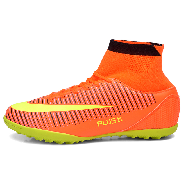 New High Ankle Football Shoes